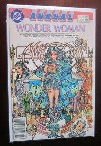 Wonder Woman #1 Annual 6.0 FN (1988) 2nd Series