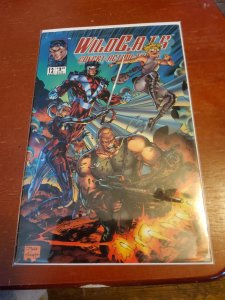 WildC.A.T.s: Covert Action Teams #12 (1994)