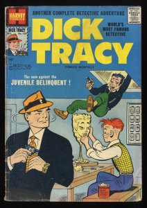 Dick Tracy #128 GD+ 2.5