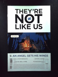 They're Not Like Us #5 (2015)