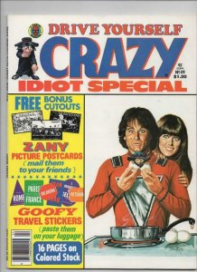 CRAZY #49 Magazine, VF/NM, Mork Robin Williams, Jaws, 1973 1979, more in store