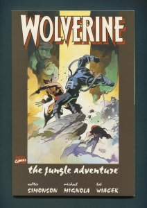 Wolverine Jungle Adventure TPB /  9.2 NM-  /  December 1989