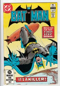 Batman #352 (Oct-82) FN/VF Mid-High-Grade Batman, Robin the Boy Wonder