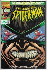 Amazing Spider-Man   vol. 1   #427 VF