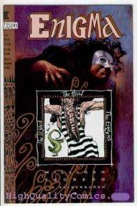 ENIGMA #1, NM+, 1993,Peter Milligan, D Fegredo, more Vertigo in store
