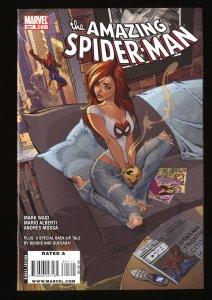 Amazing Spider-Man #601 NM- 9.2 Marvel Comics Spiderman