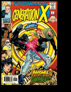 10 Generation X Marvel Comics 42 43 Sp + 1 Age 2 3 4 Annual 97 96 Holiday 4 JF26