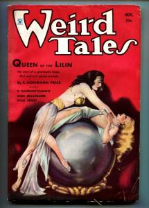 Weird Tales 11/1934-pulp fiction-Conan-Brundage-Robert E. Howard