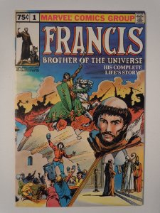 Francis, Brother of the Universe #1 (1980)