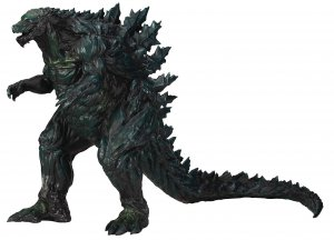 MEGA GODZILLA 2017 ANIMATION TRILOGY 19IN VINYL FIG BANDAI AMERICA