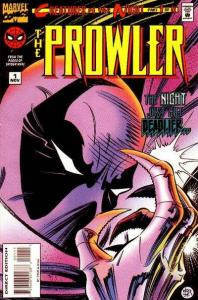 Prowler (1994 series) #1, NM + (Stock photo)