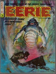 Eerie #3 (Warren, 1966) VF