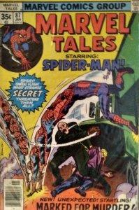 Marvel Tales #87 (1978)