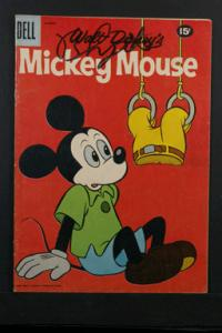 Walt Disney's Mickey Mouse #76 FebruaryMarch 1961