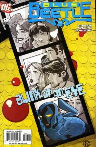 Blue Beetle, The (4th Series) #9 VF; DC   save on shipping - details inside