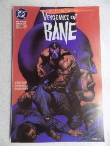 BATMAN VENGEANCE OF BANE # 1