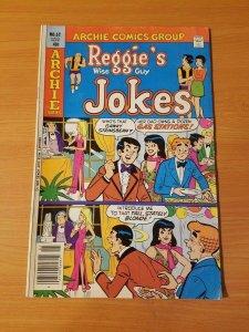 Reggie's Wise Guy Jokes #52 ~ FINE - VERY FINE VF ~ (1980, Archie Comics)