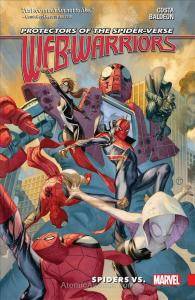 Web Warriors TPB #2 VF/NM; Marvel | save on shipping - details inside