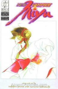 New Vampire Miyu (Vol. 5) #2 VF/NM; Ironcat   save on shipping - details inside