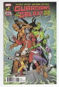 GUARDIANS OF GALAXY MOTHER ENTROPY (2017 MARVEL) #1 NM