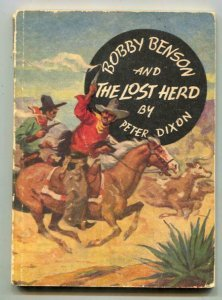 Bobby Benson and the Lost Herd 1936- radio promo