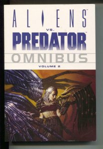 Aliens vs. Predator Omnibus-Vol. 2-Chris Warner-TPB-trade