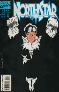 Northstar #1 FN; Marvel   save on shipping - details inside