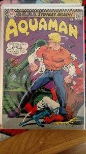 Aquaman #31 (DC, 1967) VG/FN