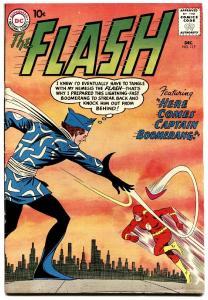 Flash #117 1960 DC Comics-1st Appearance Captain Boomerang