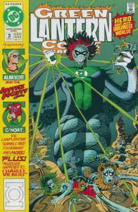Green Lantern Corps Quarterly #3 VF/NM; DC | save on shipping - details inside