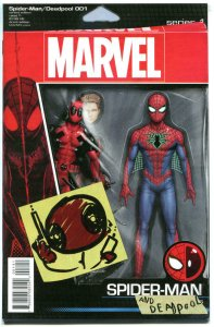SPIDER-MAN DEADPOOL #1, NM, 2016, 1st, Marvel, more in store, Bromantic, C