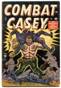 Combat Casey #8 1953- Atlas Korean War comic VG+