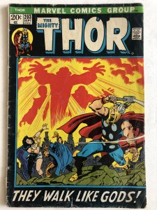 Thor 203, GD, first app. 1st Young Gods!