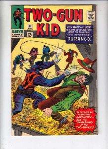Two-Gun Kid #83 (Sep-66) FN/VF+ High-Grade Two-Gun Kid