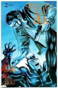 Spring Heel Jack #2 (Rebel, 1991) VF/NM