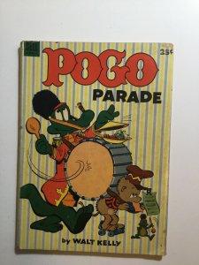 Pogo Parade 1 Very Good- Vg- 1.8 Dell Publishing