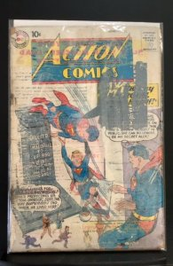 Action Comics #265 (1960) -See Cover