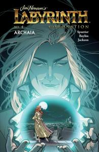 Labyrinth: Coronation (Jim Henson's…) #4A VF/NM; Boom! | save on shipping - deta