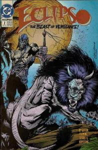 Eclipso #2 VF/NM; DC | save on shipping - details inside