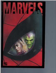 Marvels #4 (1994)