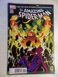 AMAZING SPIDER-MAN # 629 MARVEL ACTION  ADVENTURE