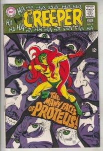 Creeper, Beware The #2 (May-68) VF/NM High-Grade Creeper