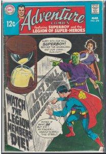 Adventure Comics #378 (DC, 1969)