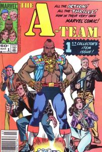 A-Team, The #1 (Mar-84) NM- High-Grade A-Team