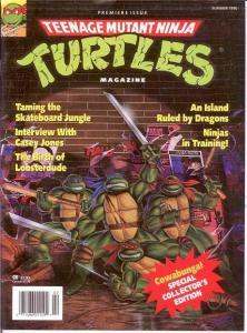 TEENAGE MUTANT NINJA TURTLES 1990 SUMMER(1.95 cvrpr)VG