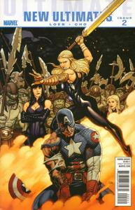 Ultimate New Ultimates #2 VF/NM; Marvel | save on shipping - details inside