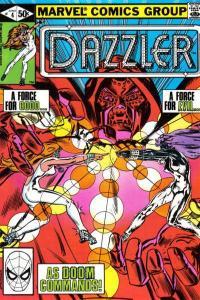 Dazzler #4, NM- (Stock photo)