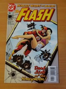 Flash #160 ~ NEAR MINT NM ~ (2000, DC Comics)