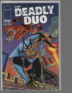 Deadly Duo #1 (Image, 1995) NM