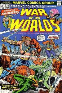 Amazing Adventures (1970 series) #23, VF- (Stock photo)